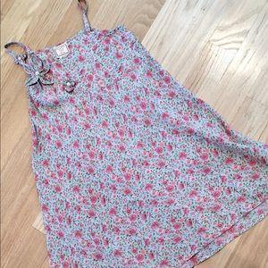 Cornelloki Dress w/ Little Flower Print sz 8